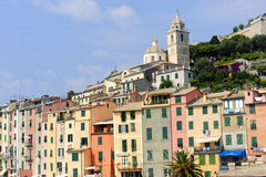 Portovenere (Italy) Royalty Free Stock Photos