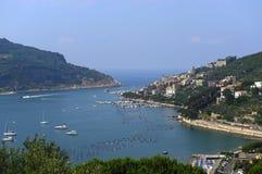 Portovenere (Italy) Stock Image