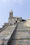 Portovenere (Italy) Stock Photography