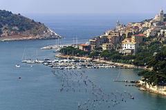 Portovenere (Italy) Stock Photo