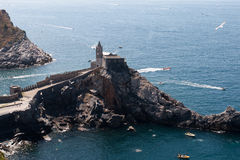 Portovenere , Italy Royalty Free Stock Photo