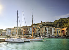 Portovenere, Italy Royalty Free Stock Photo