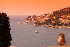 Portovenere La Spezia province Royalty Free Stock Images