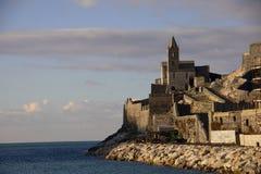 Portovenere Liguria Italia Immagini Stock