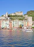 Portovenere,Liguria,Italy Stock Image
