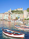 Portovenere,Liguria,Italy Royalty Free Stock Images