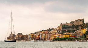 Portovenere, liguria italy Stock Images