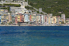 Portovenere, Liguria Italy royalty free stock photo