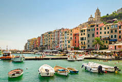 Portovenere (Liguria, Italy) Royalty Free Stock Photos