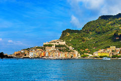 Portovenere - Liguria Italy Royalty Free Stock Photo