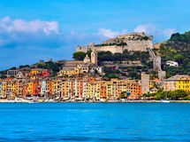 Portovenere - Liguria Italy Royalty Free Stock Photography