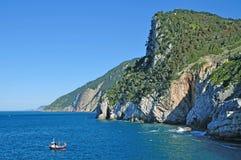 Portovenere, Liguria, Włochy Fotografia Stock