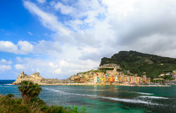 Portovenere or Porto Venere Royalty Free Stock Images