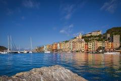 Portovenere, Włochy Zdjęcie Royalty Free