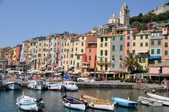 Portovenere Stock Photos
