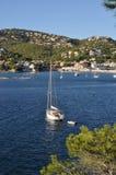 Portowy d'andratx, Majorca Fotografia Stock