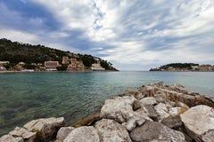 Portowy De Soller, Mallorca - Zdjęcia Stock