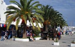 Portowy El Kantaoui obrazy royalty free
