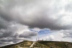 Portowy Navacerrada Obraz Stock