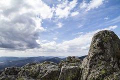 Portowy Navacerrada Zdjęcia Stock