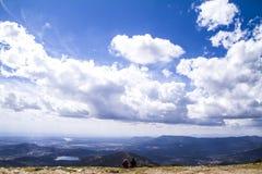 Portowy Navacerrada Zdjęcie Royalty Free