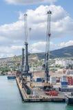 Portowy Novorossiysk Zdjęcie Stock