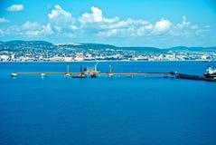 portowy rosjanin widzii Fotografia Royalty Free