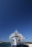 portowy statek Obraz Royalty Free