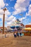 portowy Stavanger Obrazy Stock