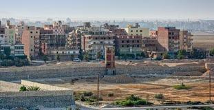 Portowy Tawfik, Egipt fotografia royalty free