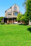 PORTOWY TOWNSEND, WA - KWIECIEŃ 12, 2014: Powierzchowność wiktoriański stylu dom Portowy Townsend, WA Fotografia Stock