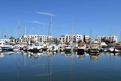 portowy Tunis zdjęcia stock