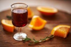 Portowy wino Fotografia Royalty Free