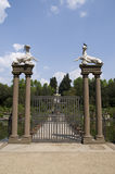 portpark Arkivbilder