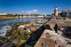 Portpatrick Fotografia Stock Libera da Diritti