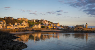 A Portpatrick Evening Royalty Free Stock Image
