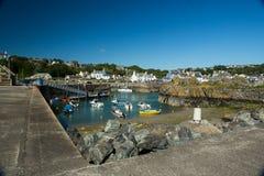 Portpatrick-Hafen, Dumfries und Galloway, Schottland lizenzfreie stockfotos