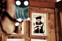 Porträt Lizenzfreies Stockfoto