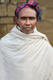 Porträt der Afrikanerin Lizenzfreies Stockfoto