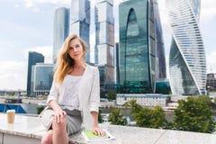 Porträt der Geschäftsfrau Lizenzfreie Stockfotografie