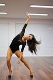Porträt der Tänzerin Lizenzfreies Stockbild