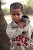 Porträt des afrikanischen Jungen Lizenzfreies Stockbild