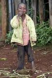 Porträt des afrikanischen Jungen Lizenzfreie Stockbilder