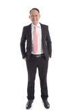 Porträt des asiatischen Geschäftsmannes Lizenzfreie Stockbilder