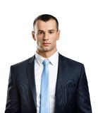 Porträt des erfolgreichen Managers Lizenzfreies Stockbild