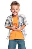 Porträt des Jungen Stockbild