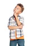 Porträt des Jungen Lizenzfreie Stockfotos