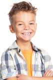 Porträt des Jungen Lizenzfreie Stockbilder