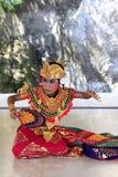 Porträt des Jungen im Tanz Lizenzfreies Stockfoto