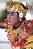 Porträt des Jungen im Tanz Lizenzfreies Stockbild